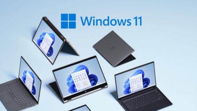 windows 11 laptop list